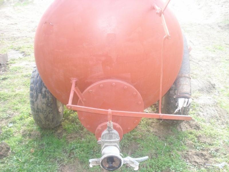 Traktorska cisterna Končar Cister13