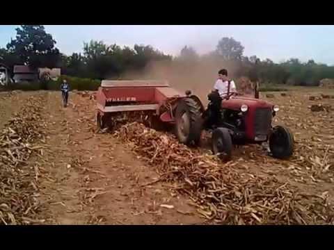 Baliranje kukurozovine kockaste bale Hqdefa10