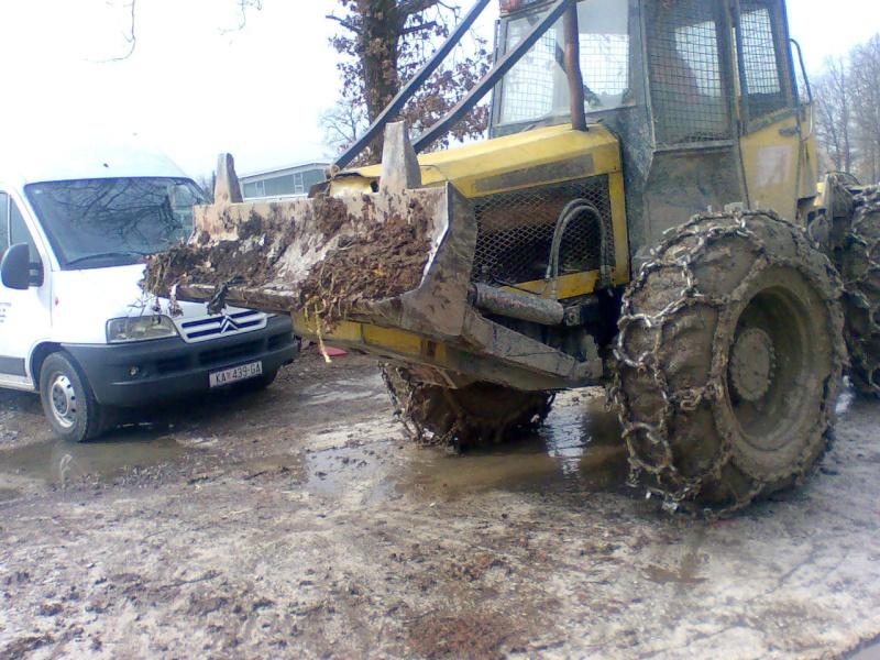Traktor Hittner Ecotrac 55 V opća tema traktora Image011