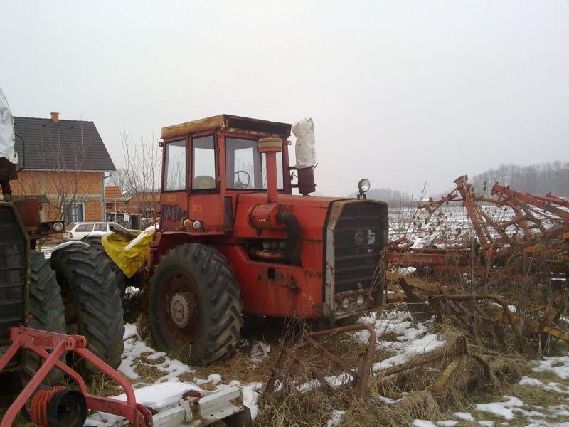 Traktori IMT 5200 - 5500 opća tema Imt-5211