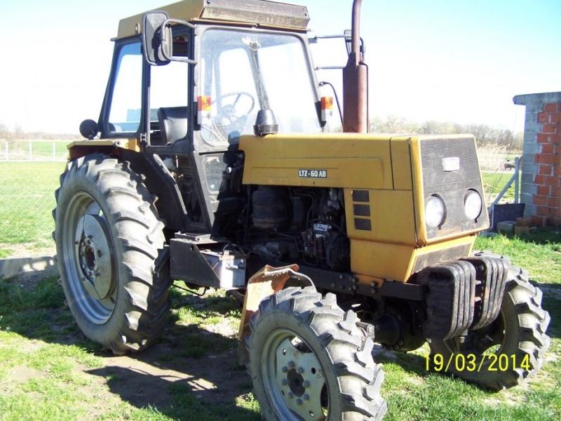 Traktori  LTZ opća tema Ltz-6010