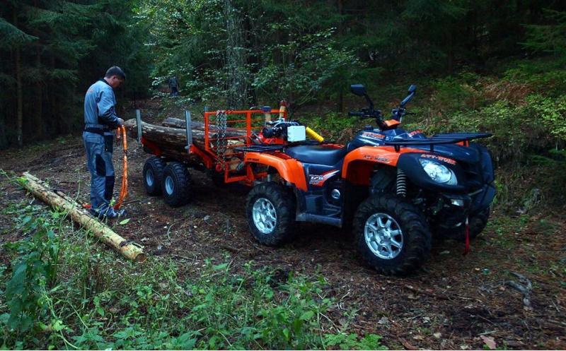 ATV Work prikolica Mmmcc10