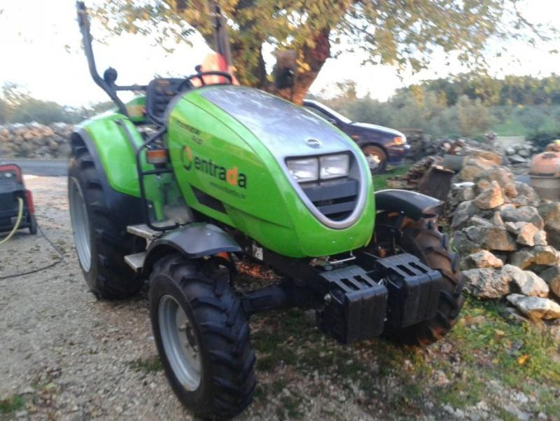 Traktori Tuber 40 & 50  opća tema                                       Prodaj12