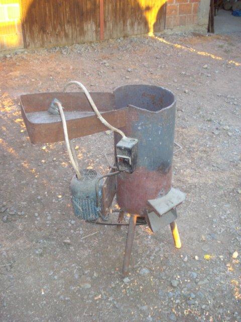 Stroj za ribanje  voća Repara11