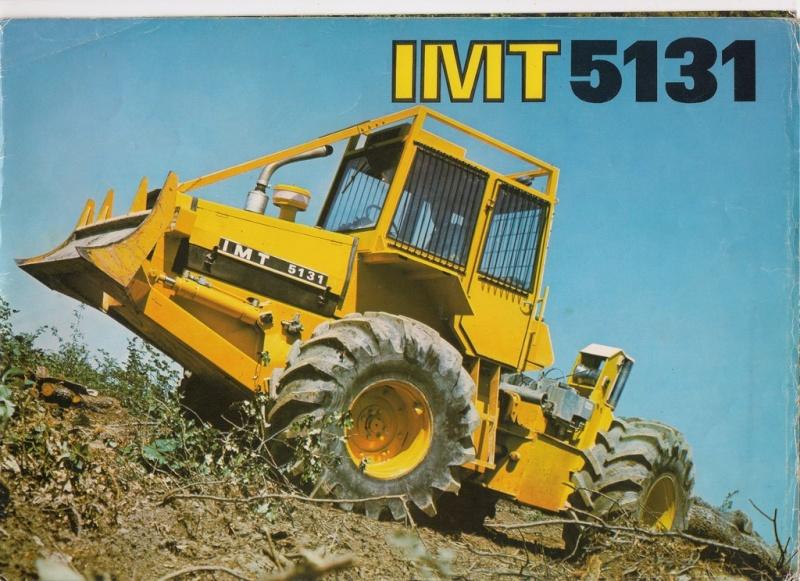 Traktor šumski IMT 5131 opća tema Scanne30