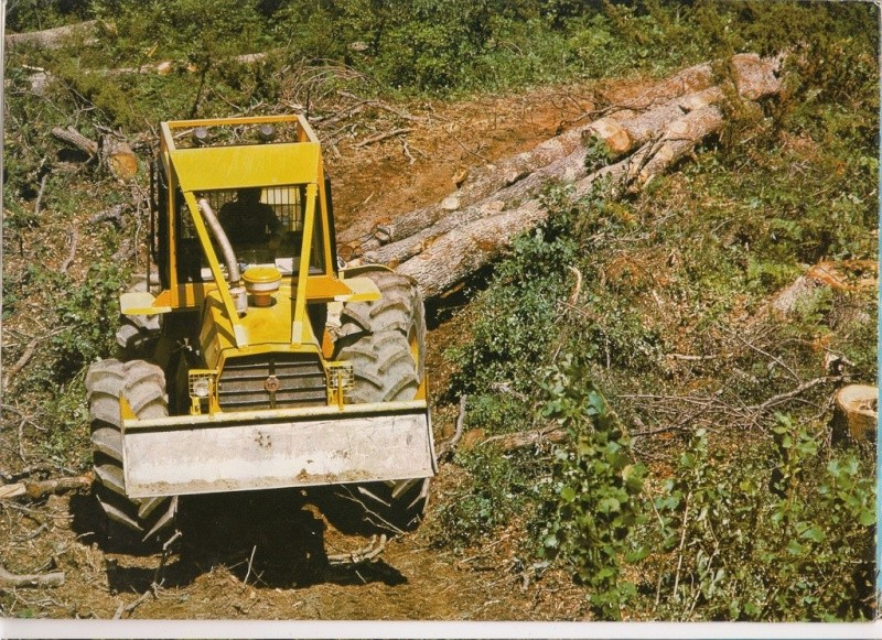 Traktor šumski IMT 5131 opća tema Scanne32