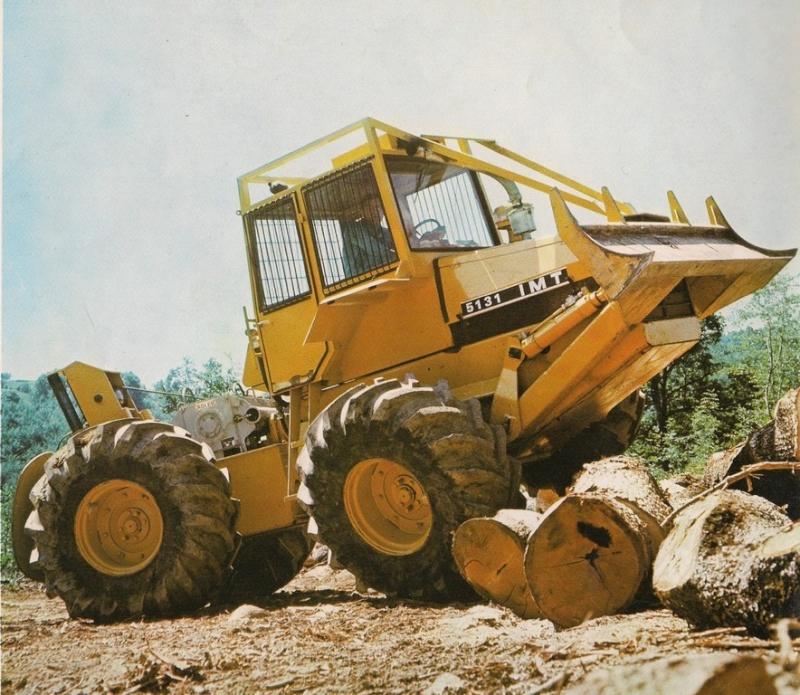 Traktor šumski IMT 5131 opća tema Scanne33