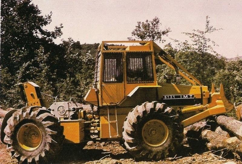 Traktor šumski IMT 5131 opća tema Scanne36