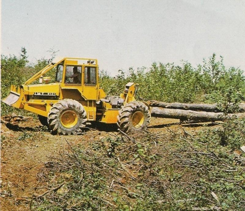 Traktor šumski IMT 5131 opća tema Scanne37