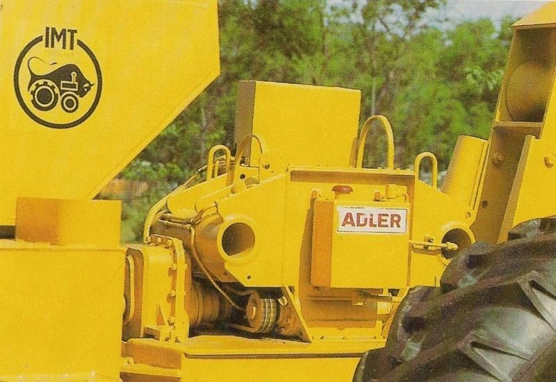 Traktor šumski IMT 5131 opća tema Scanne38