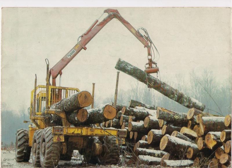 Traktor šumski  IMT 5132 opća tema Scanne41