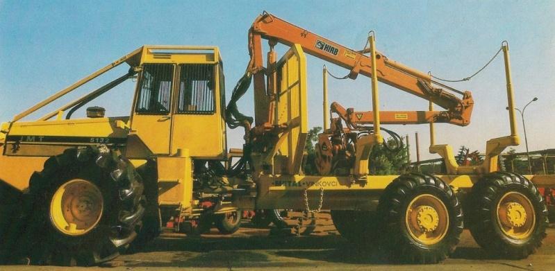 Traktor šumski  IMT 5132 opća tema Scanne44