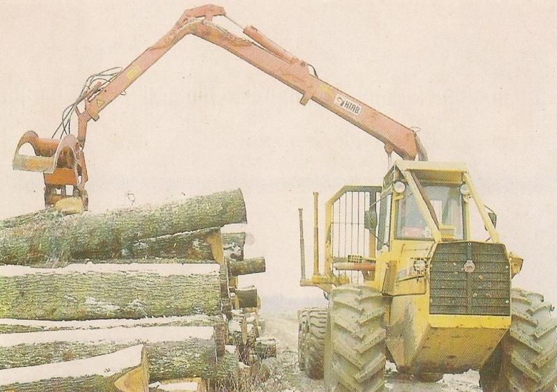 Traktor šumski  IMT 5132 opća tema Scanne45