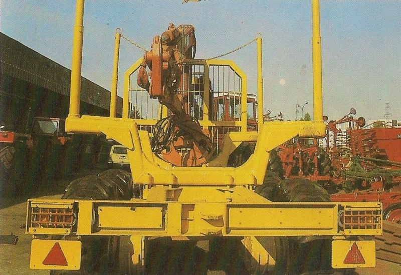Traktor šumski  IMT 5132 opća tema Scanne47