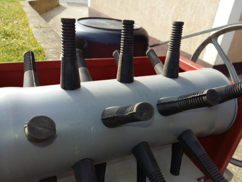 Čerupaljka za piliće Stroj-10