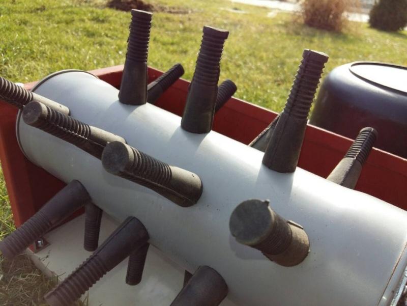 Čerupaljka za piliće Stroj-11