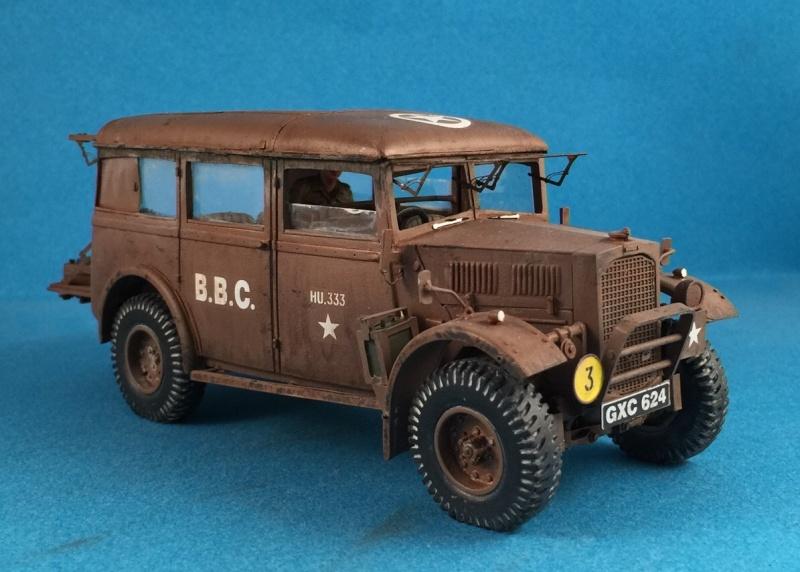 "La BBC en action - ""Humber staff car"" Accurate Armour + figurines Bronco et scratch - 1/35 - Page 2 Image26"