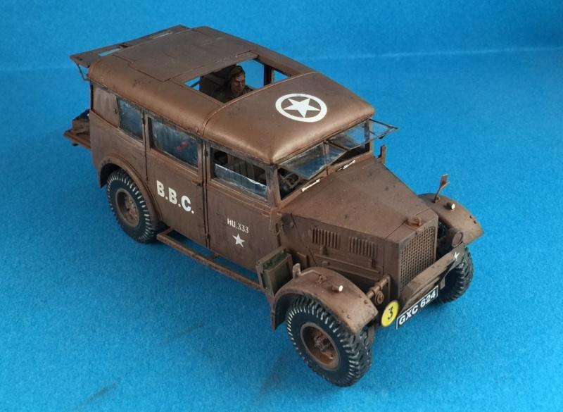 "La BBC en action - ""Humber staff car"" Accurate Armour + figurines Bronco et scratch - 1/35 - Page 2 Image27"