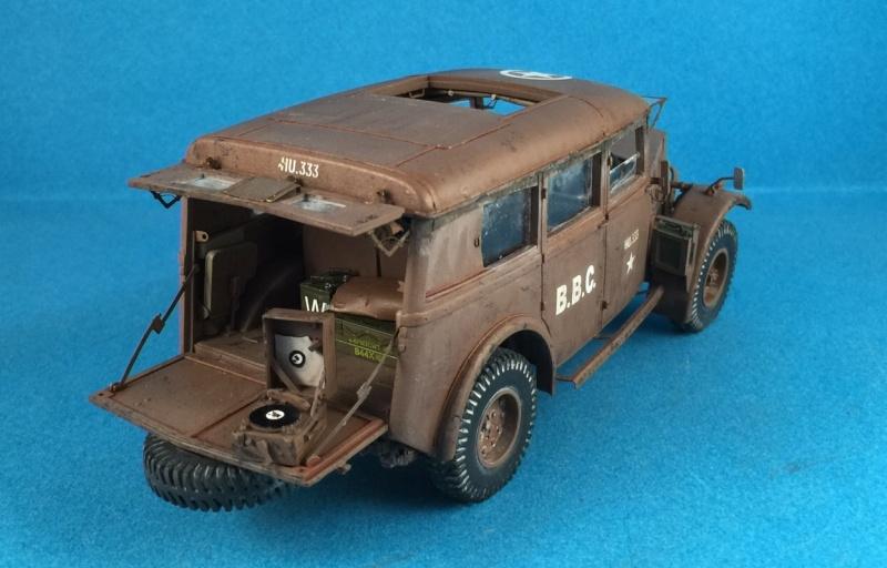 "La BBC en action - ""Humber staff car"" Accurate Armour + figurines Bronco et scratch - 1/35 - Page 2 Image28"