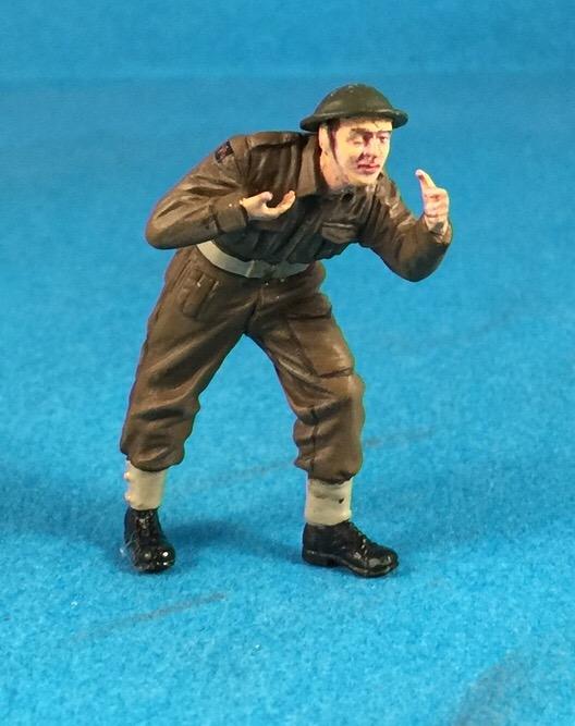 "La BBC en action - ""Humber staff car"" Accurate Armour + figurines Bronco et scratch - 1/35 - Page 2 Image31"