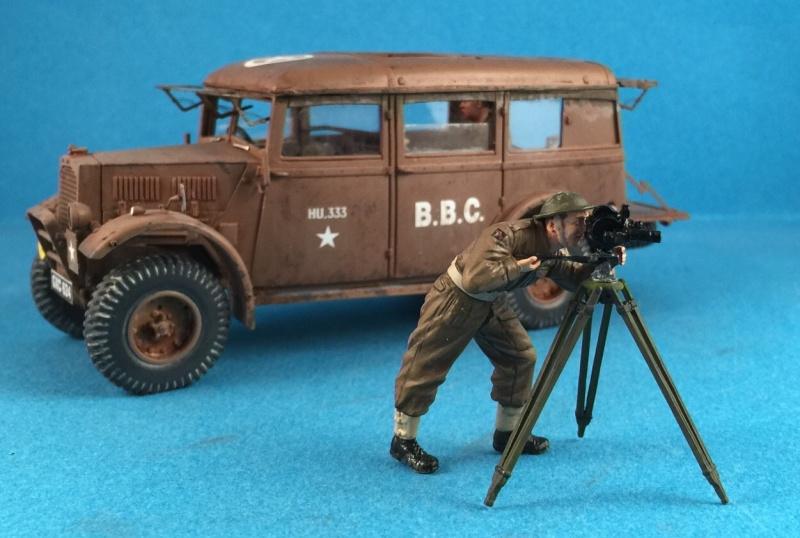 "La BBC en action - ""Humber staff car"" Accurate Armour + figurines Bronco et scratch - 1/35 - Page 2 Image36"