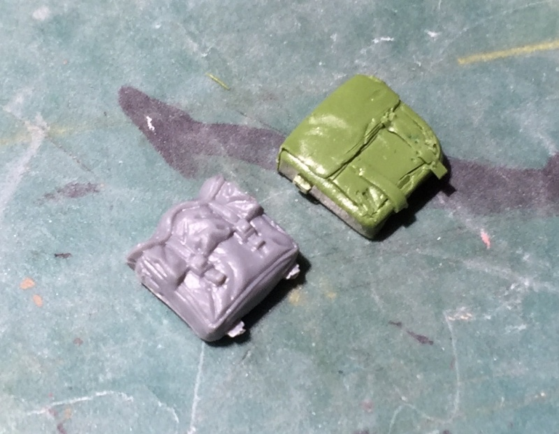 """La BBC en action - """"Humber staff car"""" Accurate Armour + figurines Bronco et scratch - 1/35 - Page 2 Img_1918"""
