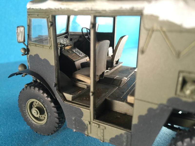 Mirror Models Morris Commercial C8 Quad MkIII No5 body 1/35. Devoirs de vacances Img_2613