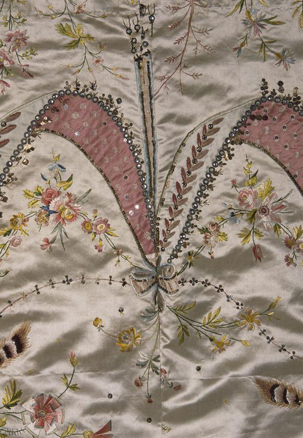 les robes à panier de Marie-Antoinette B584e110