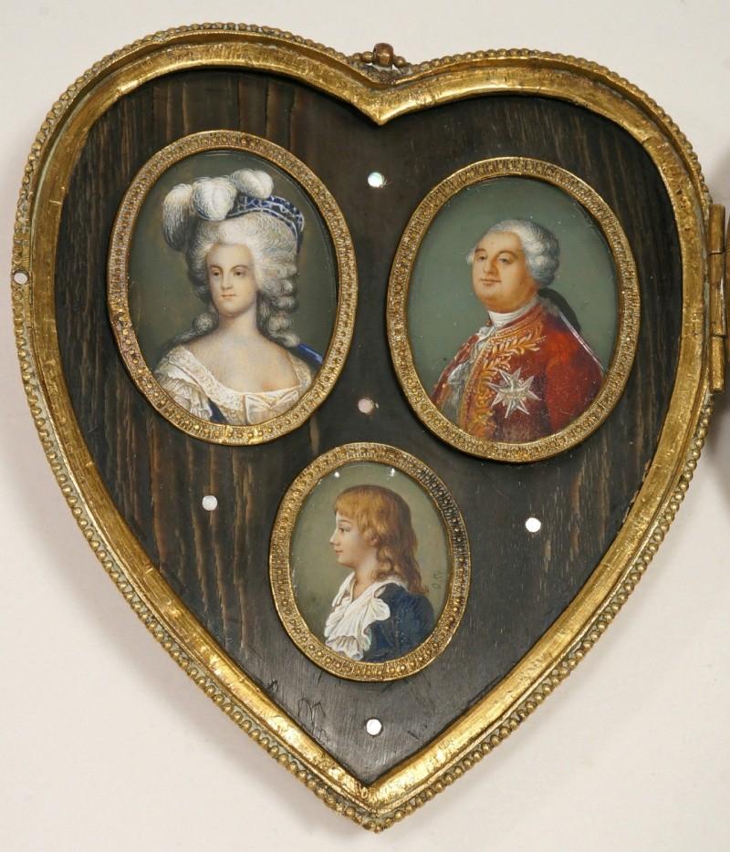 Miniatures représentant la famille royale Tumblr15