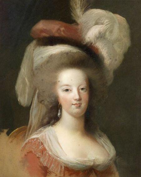 Marie Antoinette par James Wells Champney Tumblr16
