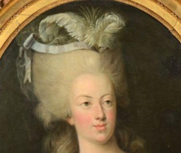 Portrait de la Reine Marie-Antoinette par Joseph Boze - Page 4 Tylych11