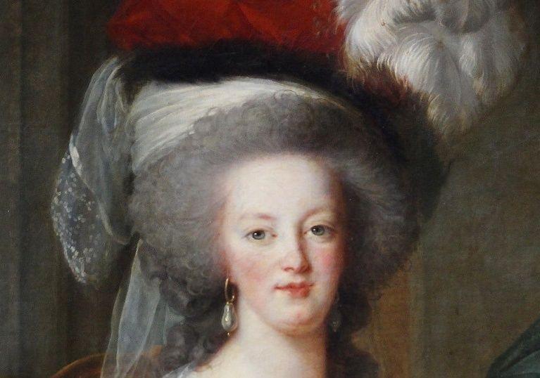 Portrait Marie Antoinette et ses enfants par Elisabeth Louise Vigée Lebrun - Page 2 Zvig110