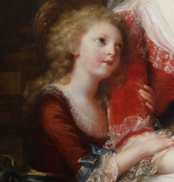 Portrait Marie Antoinette et ses enfants par Elisabeth Louise Vigée Lebrun - Page 2 Zvig210