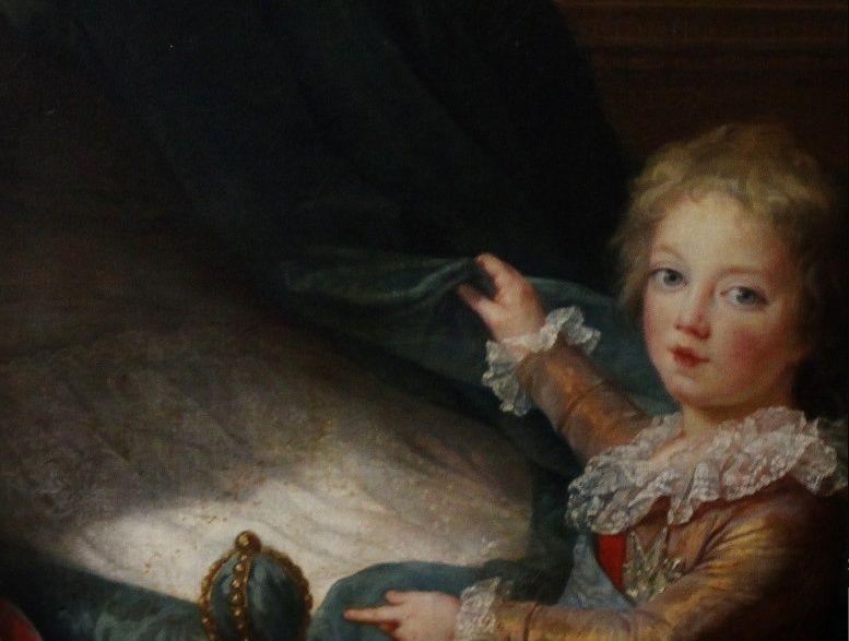 Portrait Marie Antoinette et ses enfants par Elisabeth Louise Vigée Lebrun - Page 2 Zvig410