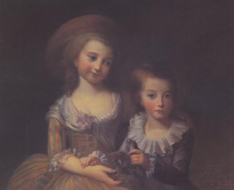Marie Antoinette par James Wells Champney Zzzz10