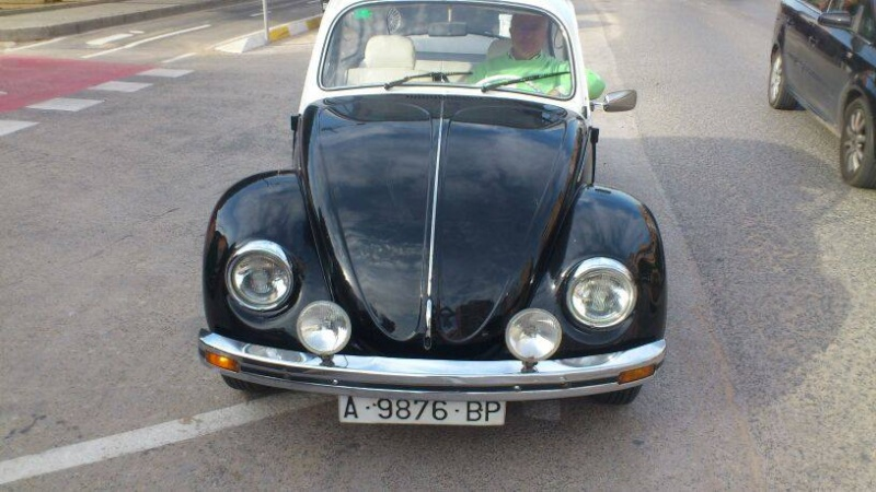 Venta de Escarabajo en Villena (Alicante) 4.500 euros - VENDIDO 12431210