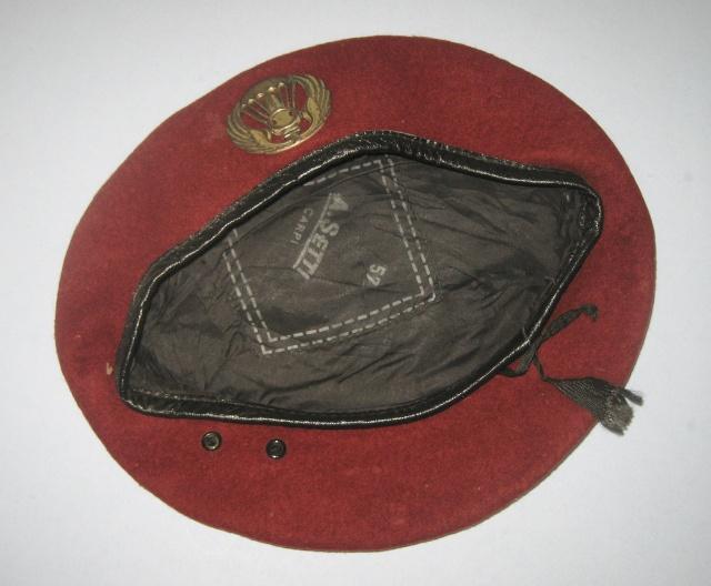 Italian Airborne Items Folgor10