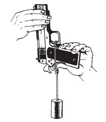 Offical procedure  for weighing  triggers  Weight10