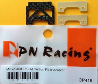 Support carrosserie en carbone Audi R8   Cp41910