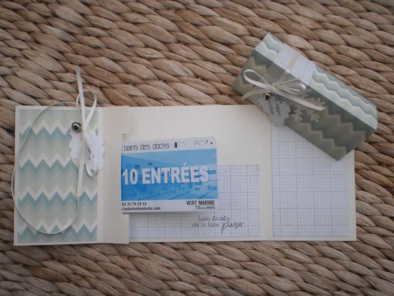 24 nov : Carte cadeau Atelie11