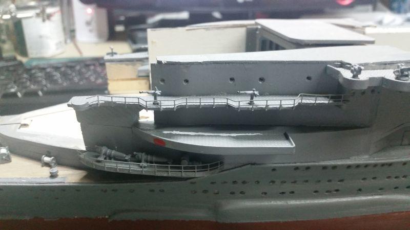 JPN Flugzeugträger AKAGI1:250 von DE AGOSTINI gebaut von Arrowsmodell - Seite 6 20151128