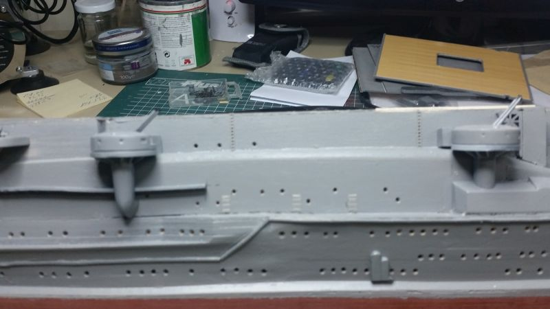 JPN Flugzeugträger AKAGI1:250 von DE AGOSTINI gebaut von Arrowsmodell - Seite 6 20151212