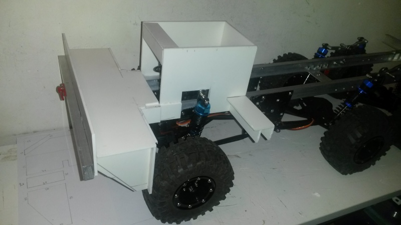Projet Chassis 6x6 RED MAN - Page 5 20151211