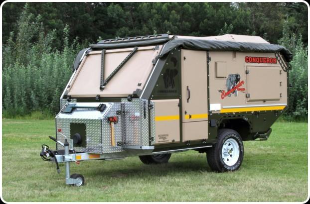 Caravane pour la Risa 6 - RedCaravane OffRoad  Comman10