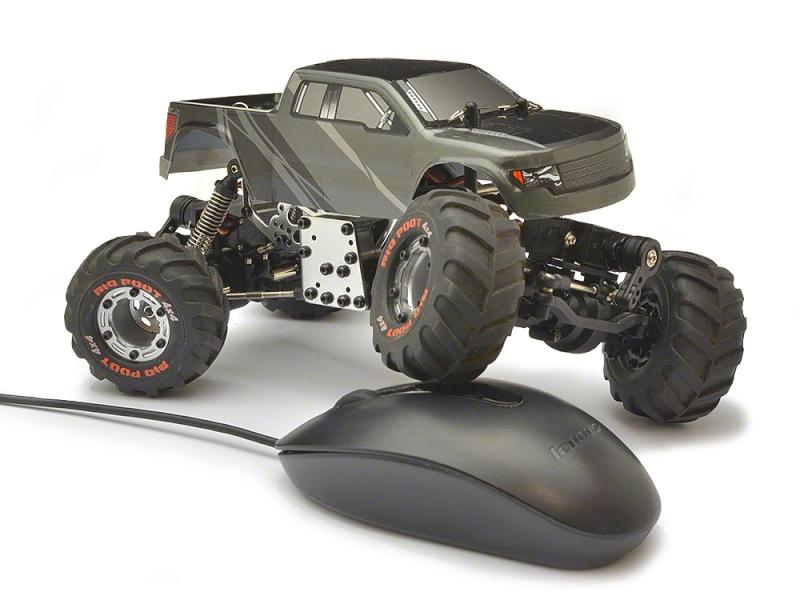 FTX Ibex 1/24 4WD Rock Crawler Ftx55010
