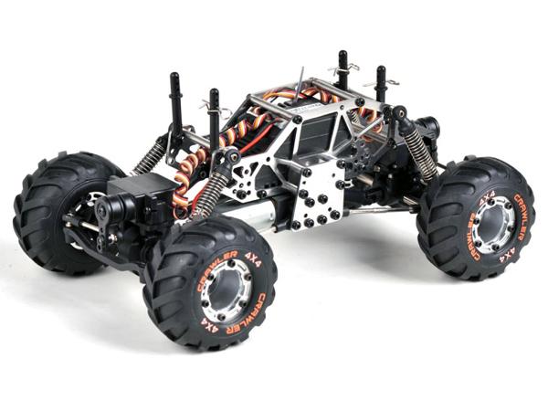 FTX Ibex 1/24 4WD Rock Crawler Ftx55011