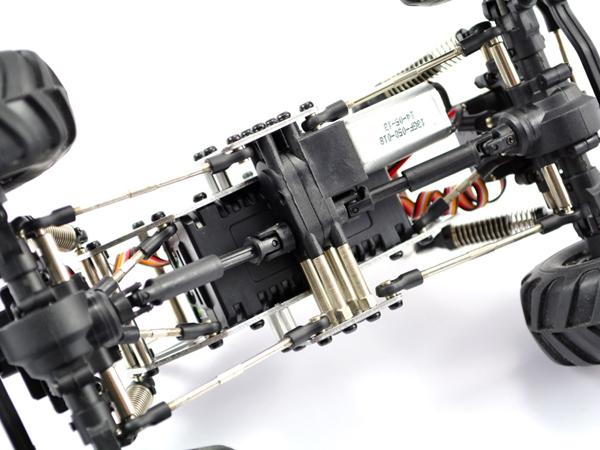 FTX Ibex 1/24 4WD Rock Crawler Ftx55012