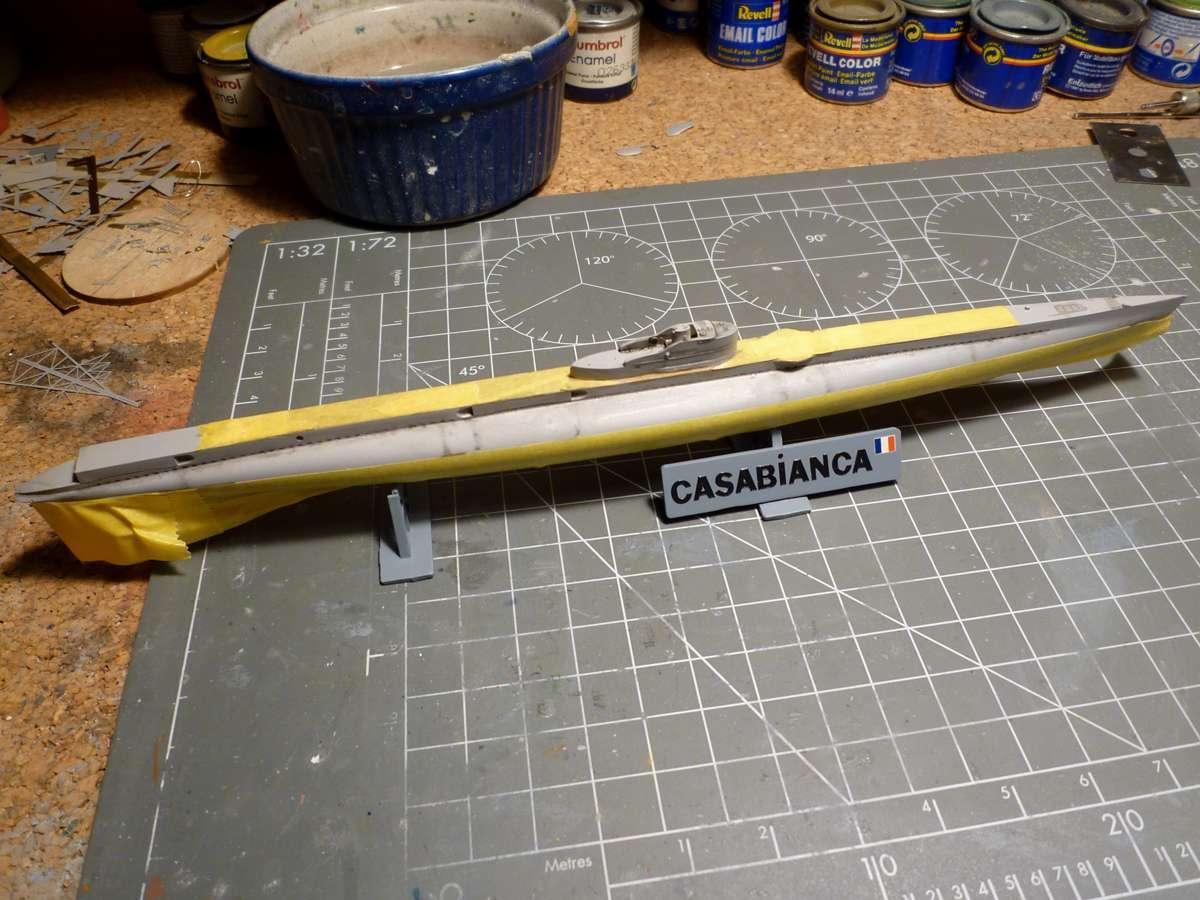 Sous-marin CASABIANCA Casabi14