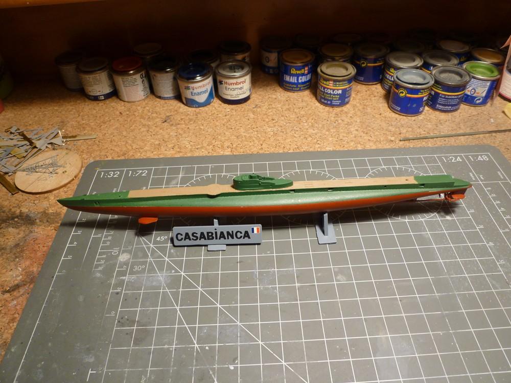Sous-marin CASABIANCA Casabi15
