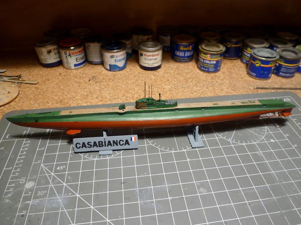 Sous-marin CASABIANCA - Page 2 Casabi16